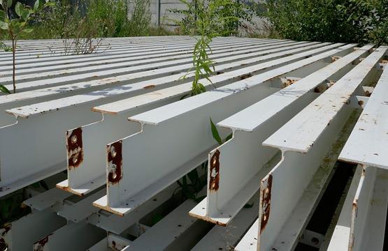 konstrukcje stalowe używane