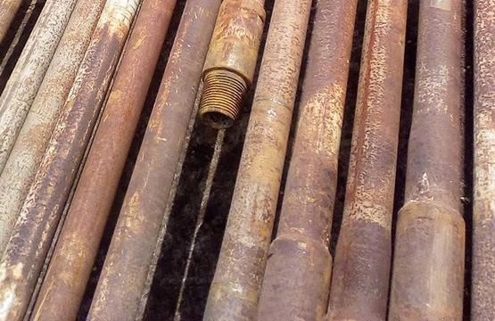 диаметр стальных газовых труб